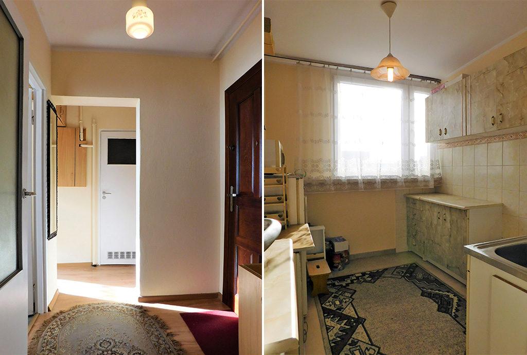 pokój oraz przedpokój w mieszkaniu na sprzedaż Wrocław (okolice)