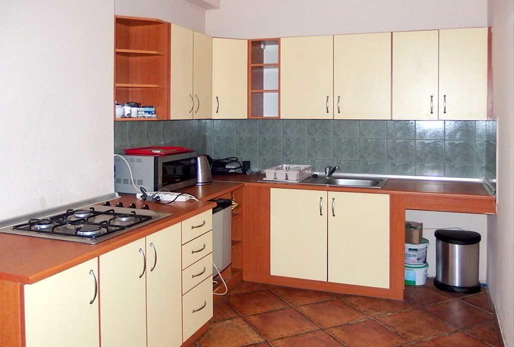 zabudowana kuchnia w ekskluzywnym mieszkaniu do sprzedaży Wrocław, Śródmieście