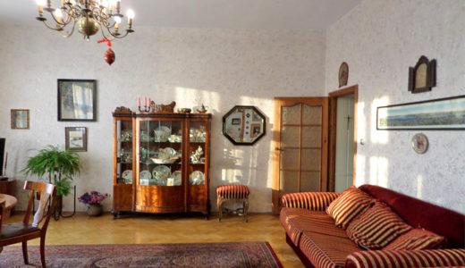 prestiżowy wnętrze oferowanego do sprzedaży mieszkania Wrocław Śródmieście