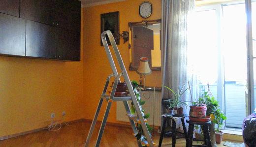 prestiżowy i komfortowy salon w mieszkaniu na sprzedaż Wrocław Krzyki