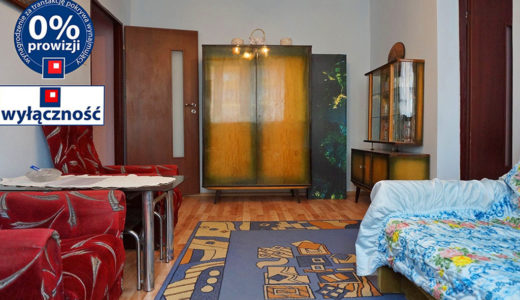 urządzony w stylu klasycznym salon w mieszkaniu do wynajęcia Wrocław Krzyki