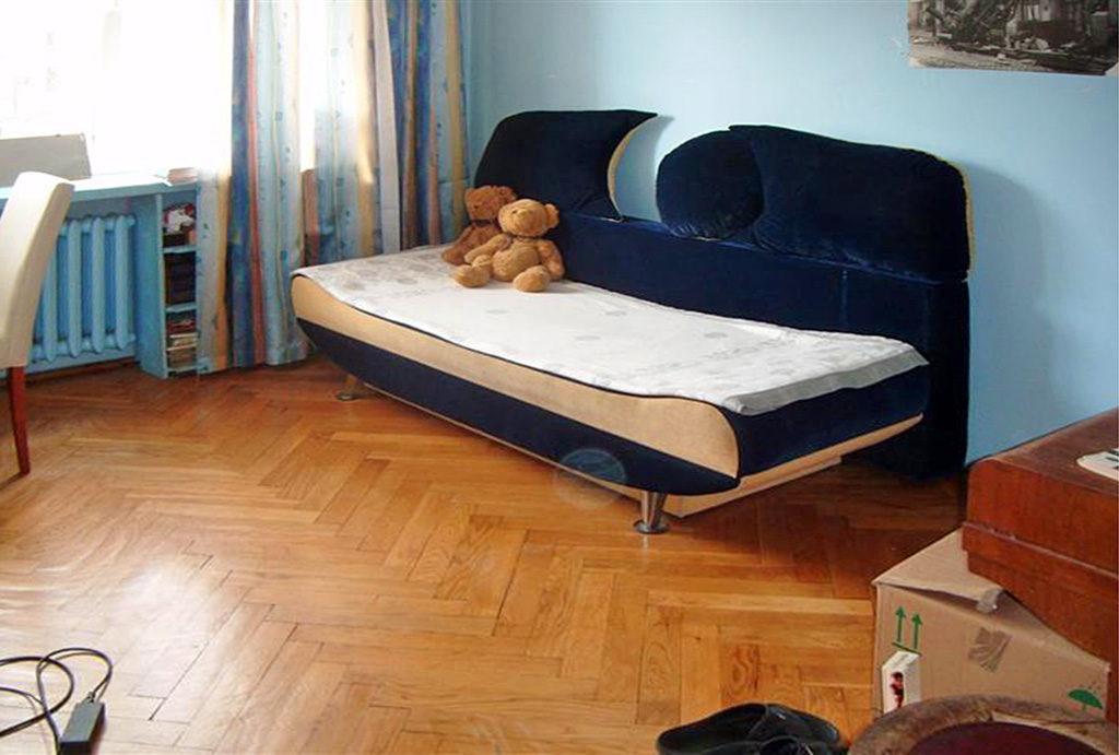 jeden z ekskluzywnych pokoi w mieszkaniu na sprzedaż Wrocław Stare Miasto
