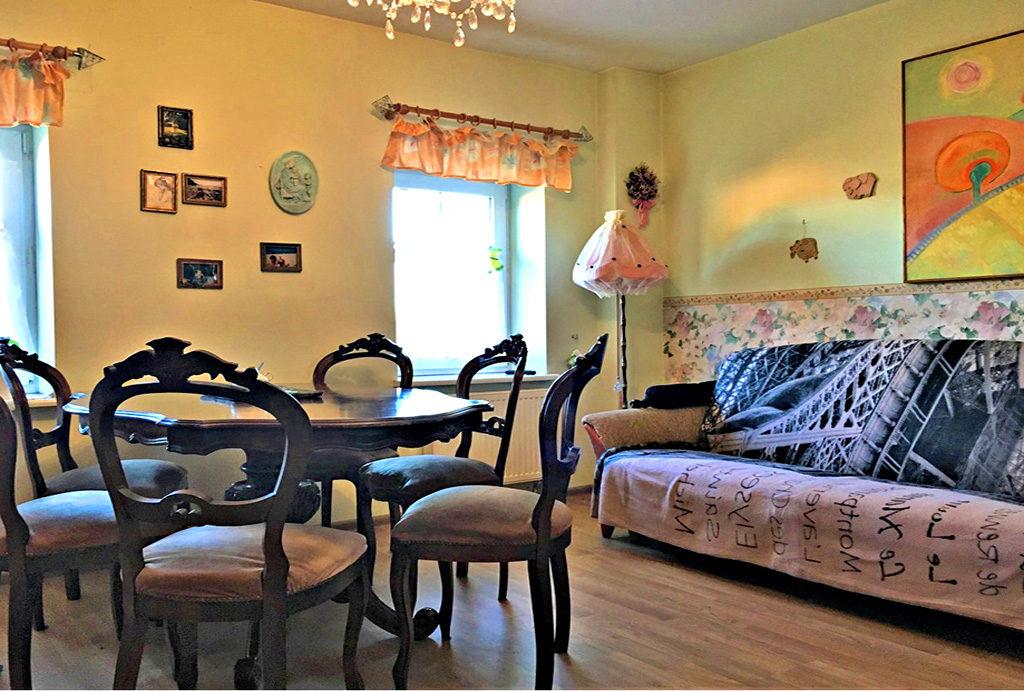 komfortowe wnętrze mieszkania do sprzedaży Wrocław (okolice)