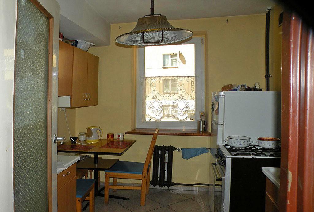 urządzona kuchnia w mieszkaniu do sprzedaży Wrocław, Stare Miasto