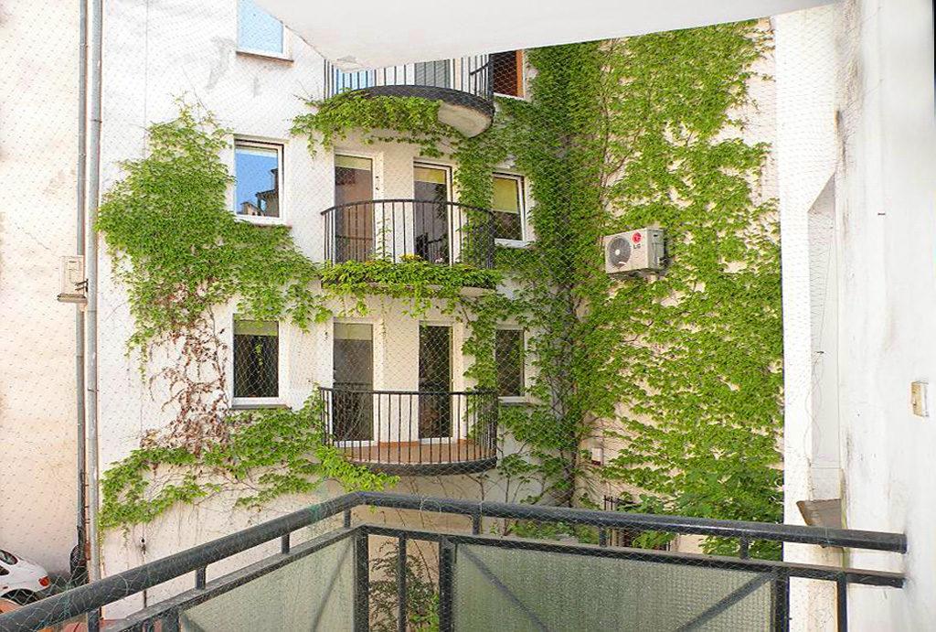 widok z balkonu z mieszkania do sprzedaży Wrocław, Stare Miasto