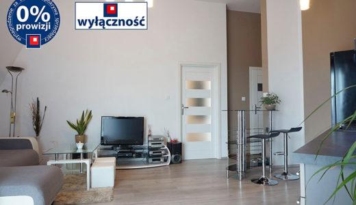prestiżowy salon w mieszkaniu do sprzedaży Wrocław Fabryczna