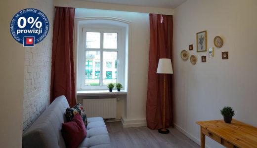fragment salonu w mieszkaniu do sprzedaży Wrocław Krzyki