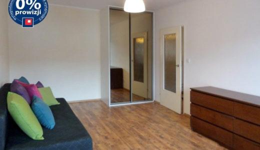 widok na salon w mieszkaniu do wynajęcia Wrocław Krzyki