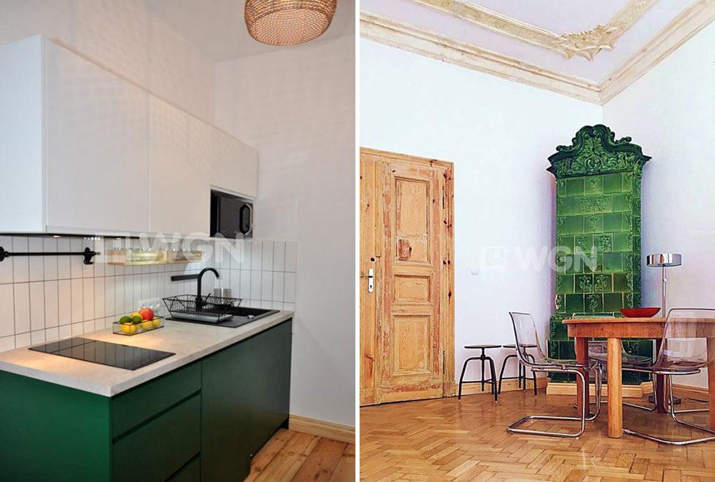 prestiżowe wnętrze mieszkania na wynajem Wrocław Śródmieście