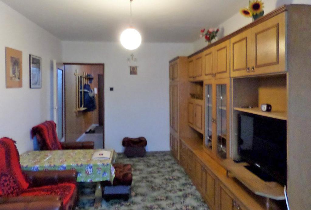 zdjęcie przedstawia wytworny salon w mieszkaniu do sprzedaży Wrocław Fabryczna