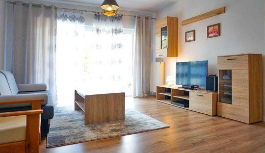 komforty salon w mieszkaniu do sprzedaży Wrocław Fabryczna