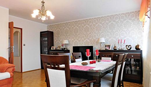 urzekające elegancją wnętrze mieszkania do sprzedaży sprzedaż Wrocław (okolice)