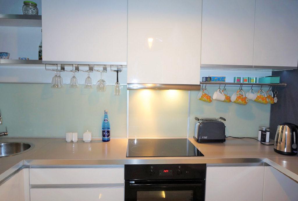 komfortowa kuchnia w mieszkaniu na sprzedaż Wrocław Fabryczna