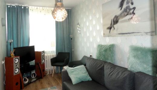 zaciszna, prywatna sypialnia w mieszkaniu na wynajem Wrocław Krzyki