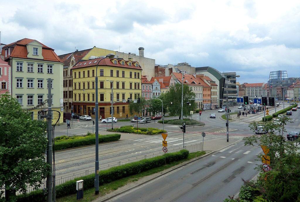 prestiżowa lokalizacja mieszkania do wynajmu Wrocław Stare Miasto