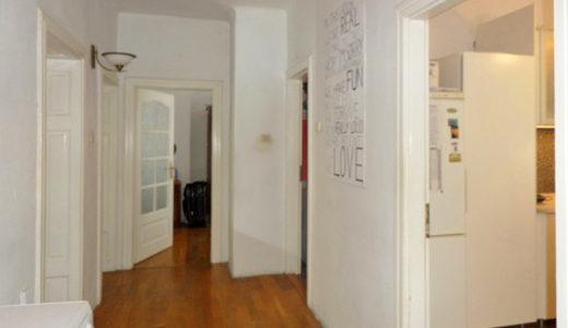funkcjonalny przedpokój w mieszkaniu na sprzedaż Wrocław Krzyki