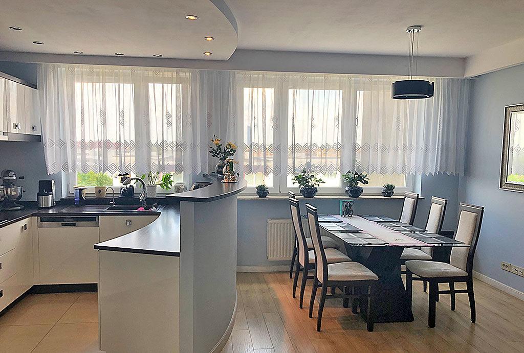 funkcjonalny rozkład pomieszczeń w mieszkaniu do wynajęcia Wrocław Krzyki