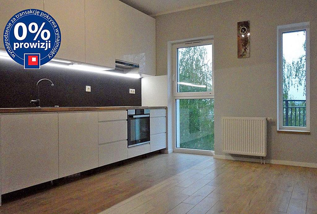 praktyczny i funkcjonalny aneks kuchenny w mieszkaniu do wynajmu Wrocław Leśnica