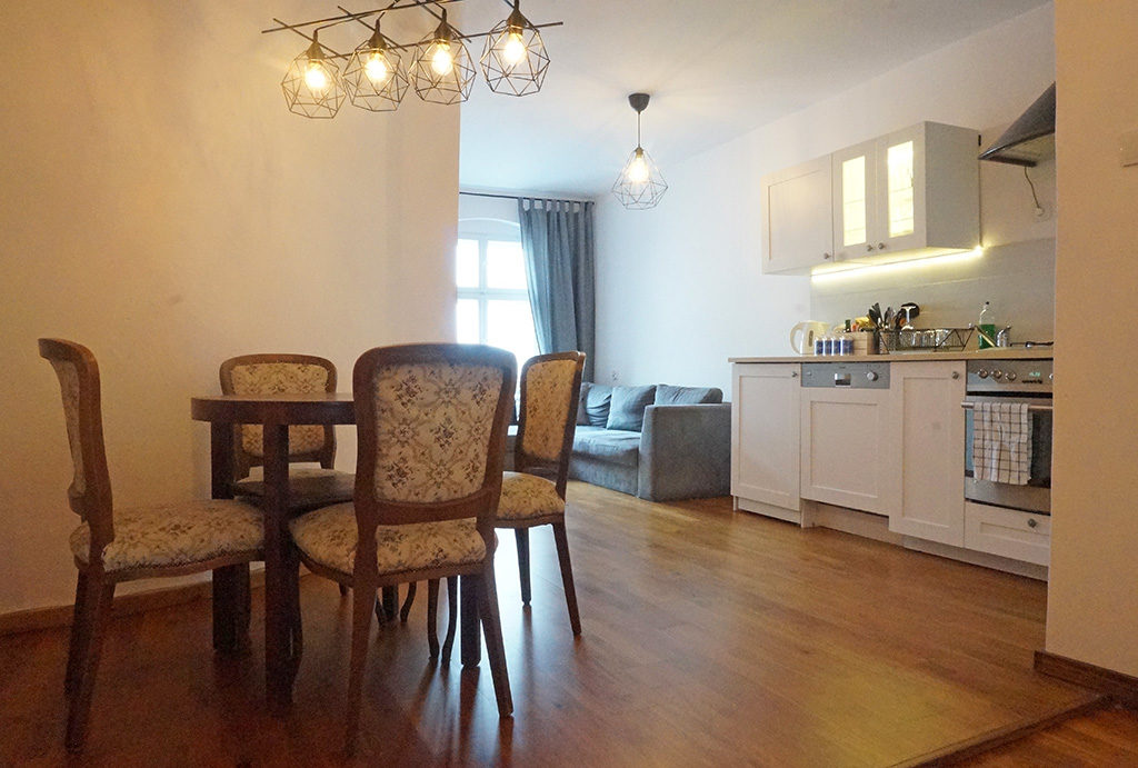 kameralny wnętrze mieszkania do sprzedaży Wrocław Stare Miasto