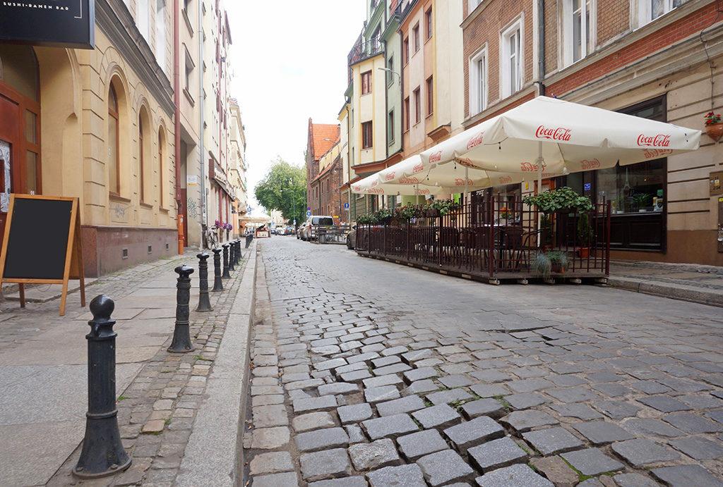 prestiżowa lokalizacja w centrum mieszkania do sprzedaży Wrocław Stare Miasto