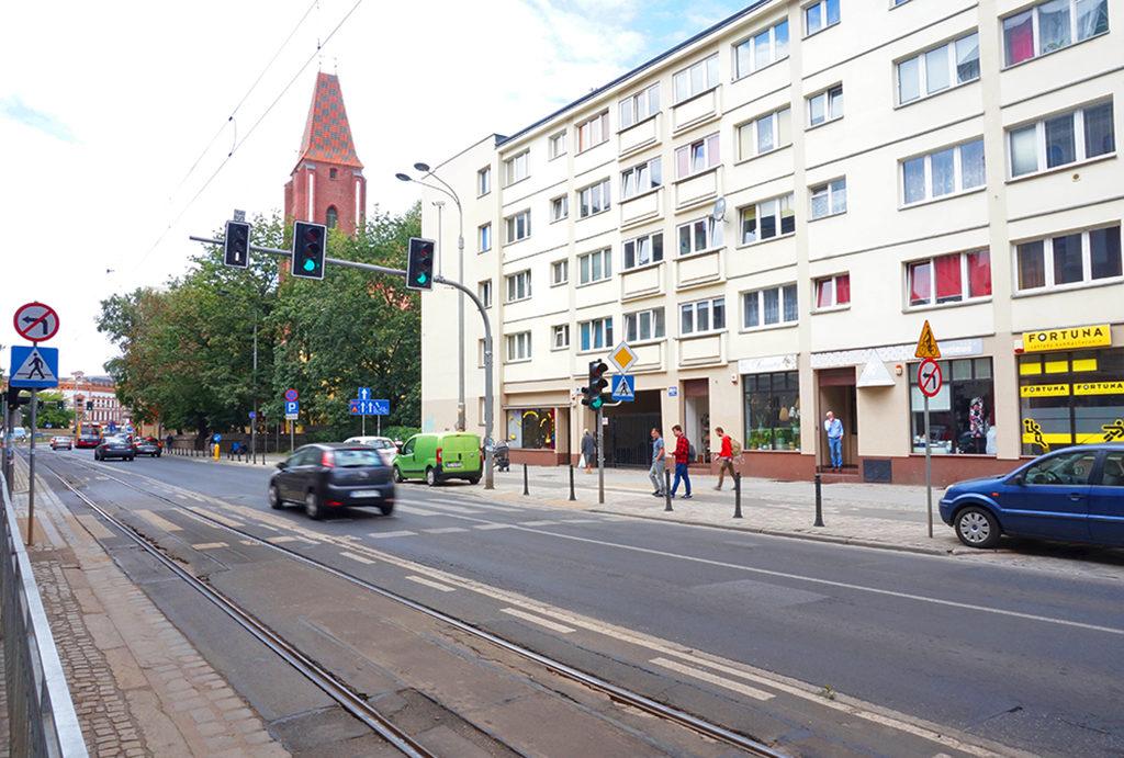 prestiżowa lokalizacja w centrum mieszkania na sprzedaż Wrocław Stare Miasto