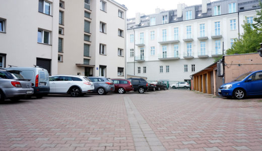 na zdjęciu budynek, w którym znajduje się mieszkanie na sprzedaż Wrocław Stare Miasto