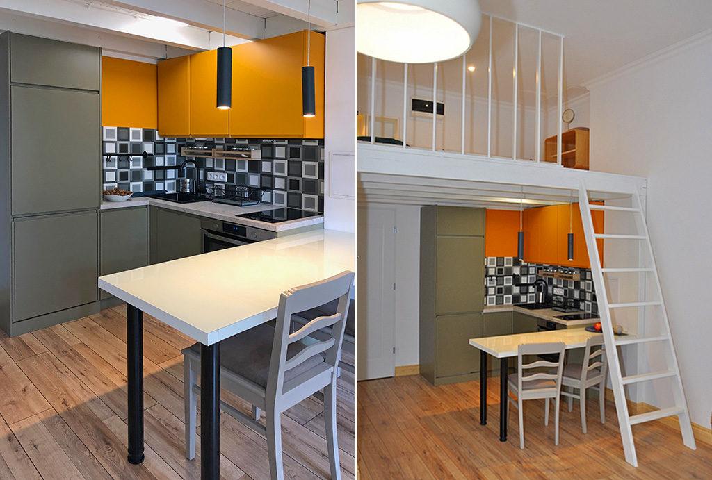 ciekawy rozkład pokoi w mieszkaniu do wynajęcia Wrocław Śrómieście