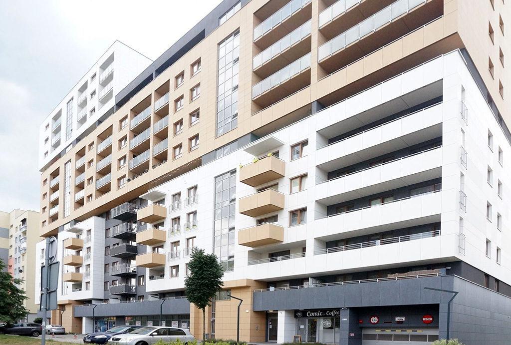 prestiżowa lokalizacja mieszkania na wynajem Wrocław Fabryczna