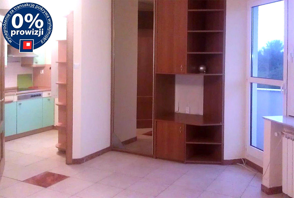 funkcjonalne wnętrze mieszkania do wynajęcia Wrocław Fabryczna