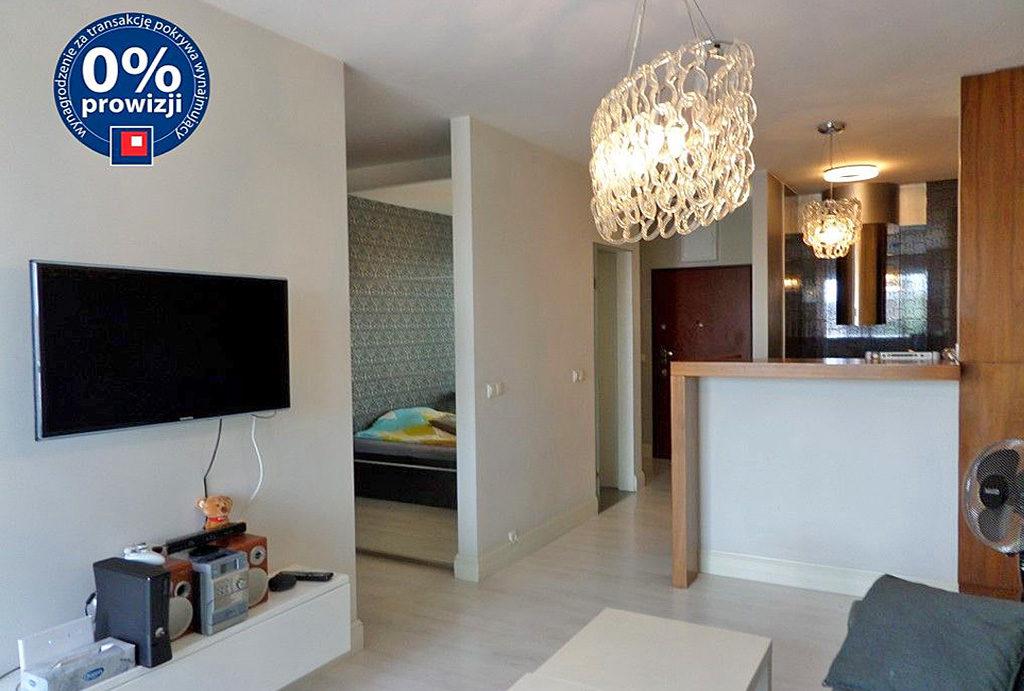 komfortowe i eleganckie wnętrze mieszkania do wynajmu Wrocław Krzyki