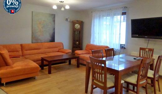 prestiżowy salon w mieszkaniu do wynajęcia Wrocław Śródmieście
