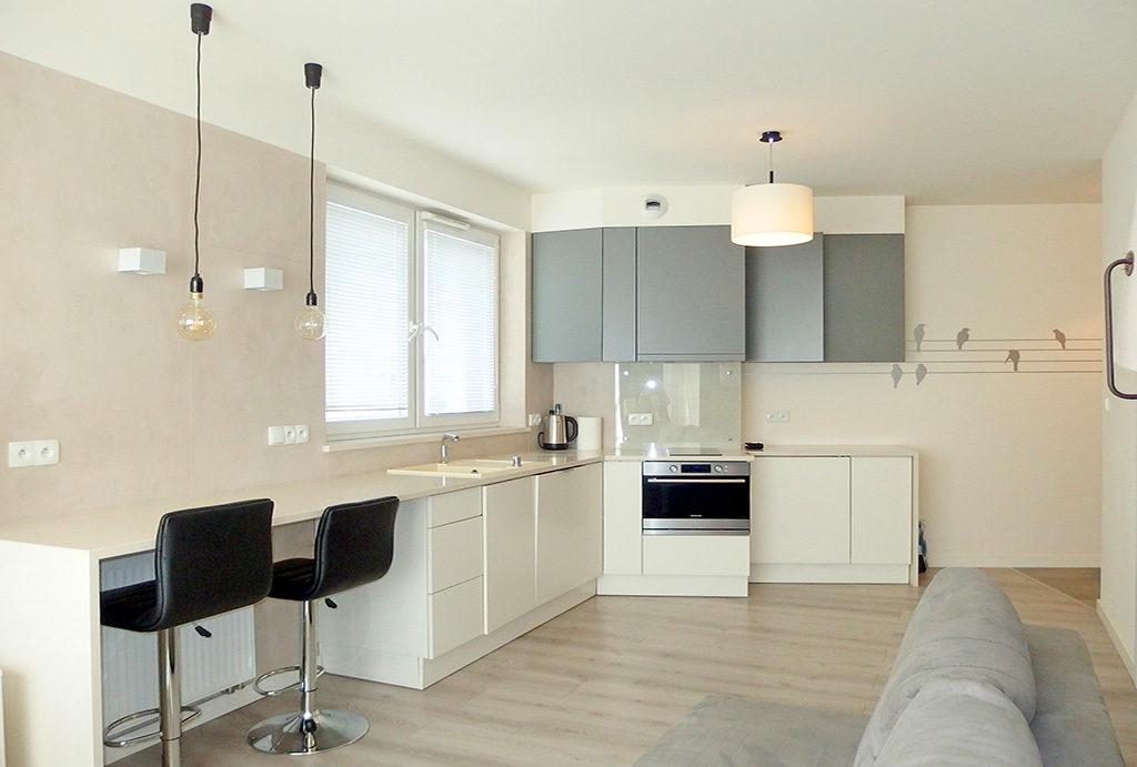 komfortowe wnętrze mieszkania do sprzedaży Wrocław Stare Miasto