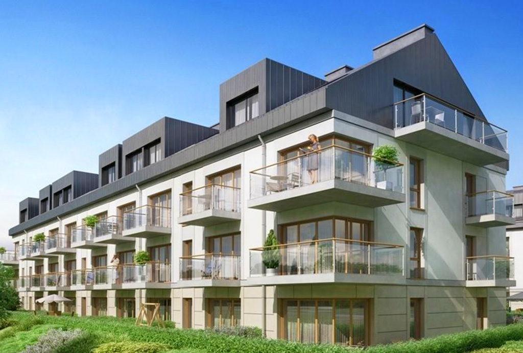 unikalna lokalizacja pośród zieleni to mocny atut mieszkania do sprzedaży Wrocław Krzyki