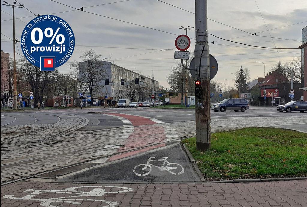prestiżowa okolica, w której znajduje się oferowane do sprzedaży mieszkanie Wrocław Krzyki