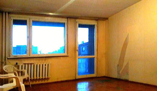 salon w mieszkaniu do sprzedaży Wrocław Krzyki