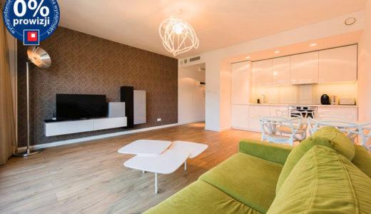prestiżowy salon w mieszkaniu do wynajęcia Wrocław Stare Miasto