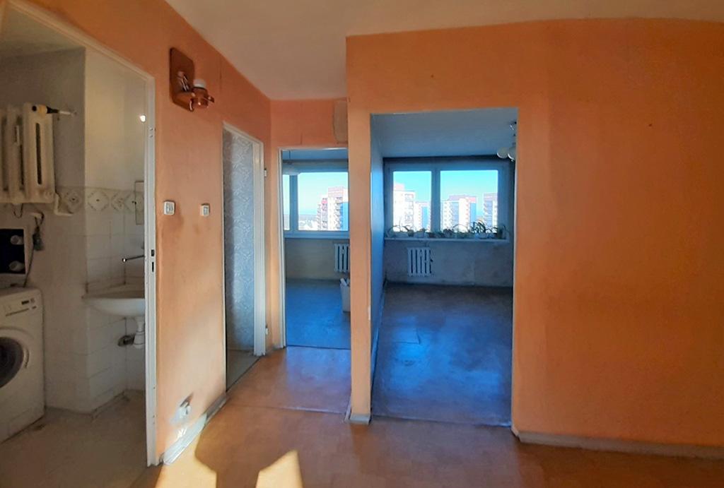 wygodny rozkład pokoi w mieszkaniu na sprzedaż Wrocław Fabryczna