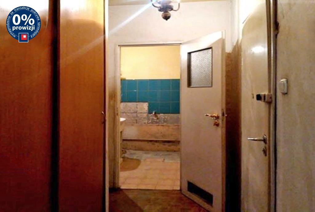funkcjonalny hol w mieszkaniu do sprzedaży Wrocław Krzyki