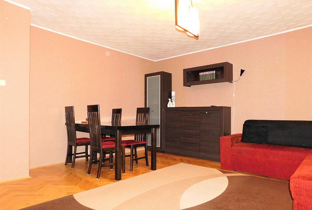 urządzone w klasycznym stylu mieszkanie do wynajęcia Wrocław (okolice, Oława)