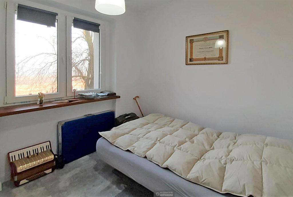 prywatna sypialnia w apartamencie na wynajem Wrocław Psie Pole