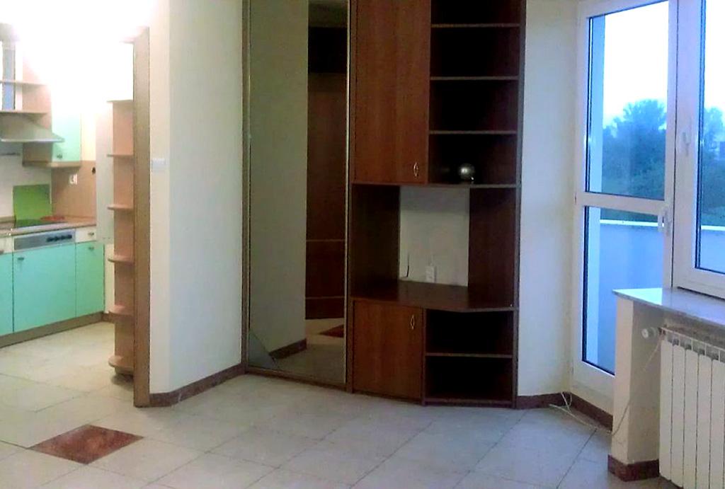 rozkład pomieszczeń w mieszkaniu do wynajmu Wrocław Fabryczna