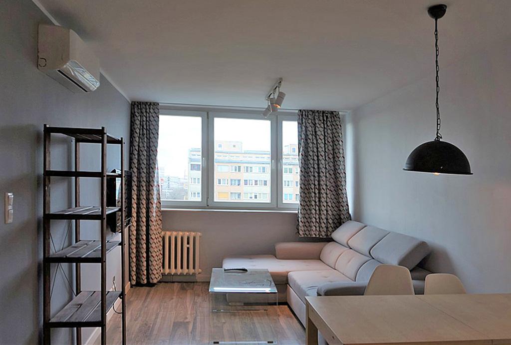 prestiżowy salon w mieszkaniu do wynajęcia Wrocław
