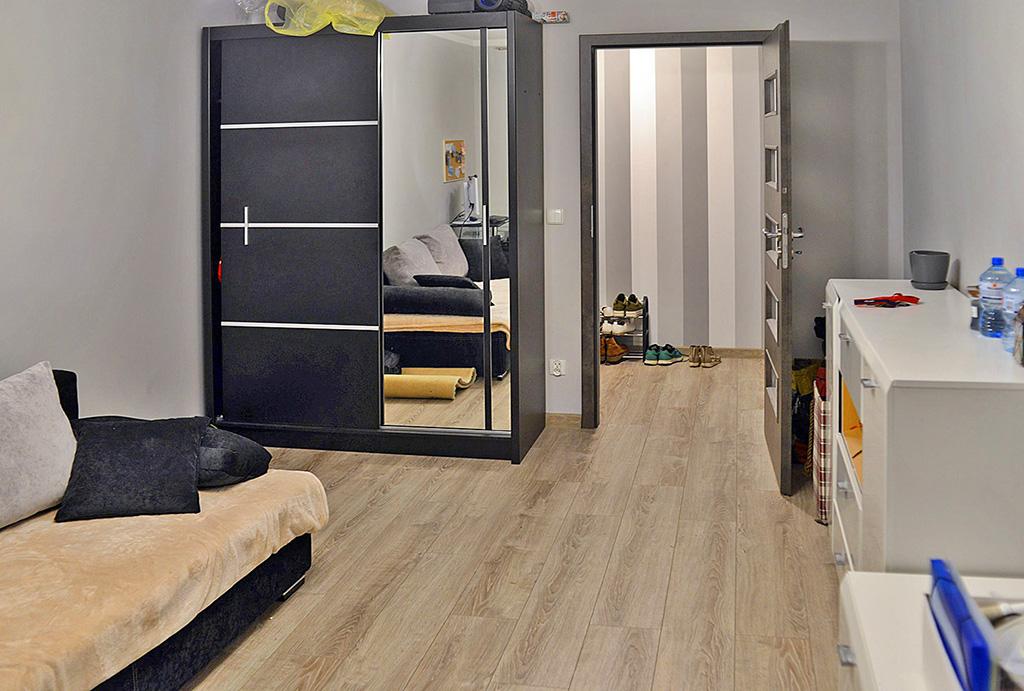 komfortowe wnętrze apartamentu do wynajęcia Wrocław