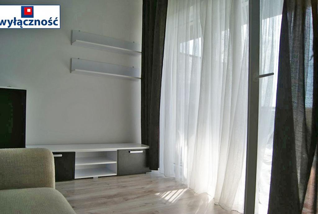 komfortowy salon w mieszkaniu do wynajęcia Wrocław Jagodno