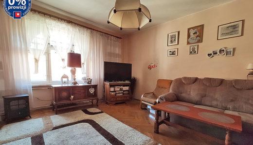 kameralny salon w mieszkaniu do sprzedaży Wrocław Stare Miasto