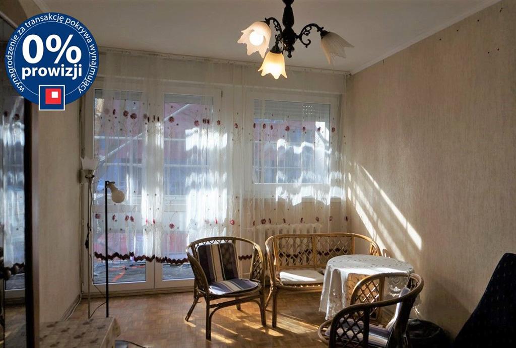 komfortowy pokój dzienny w mieszkaniu do wynajmu Wrocław Fabryczna