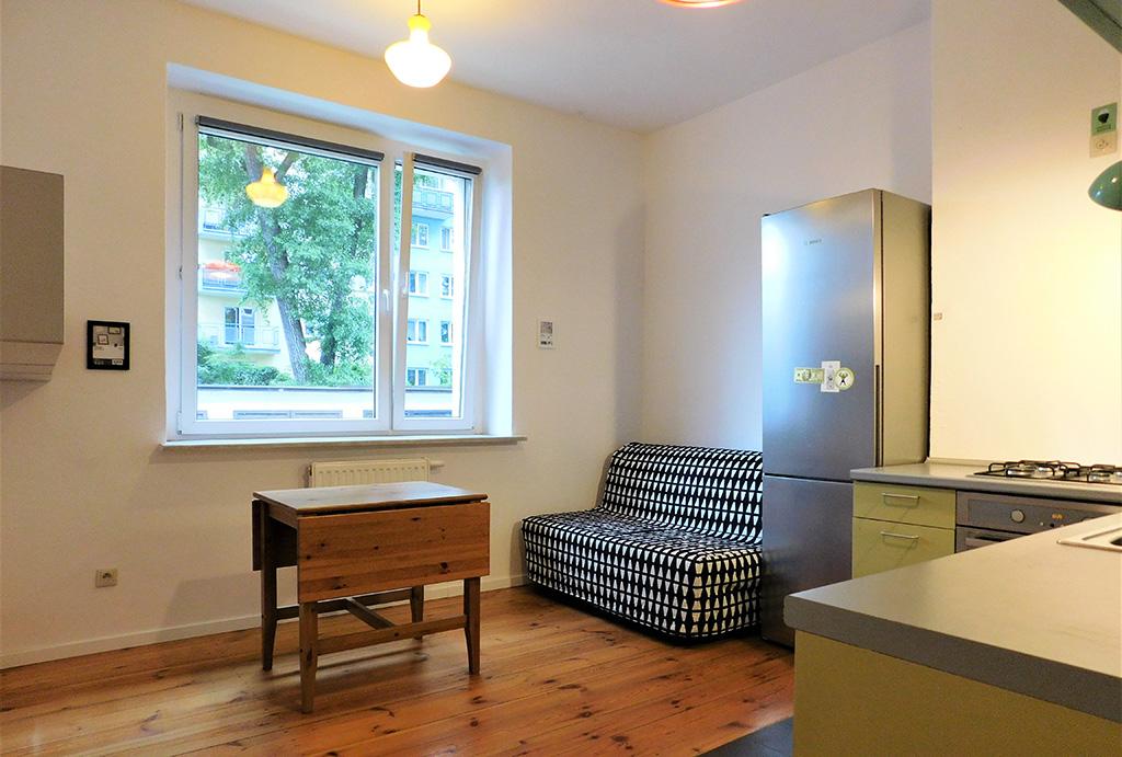 jeden z pokoi w mieszkaniu na sprzedaż Wrocław Grabiszyn