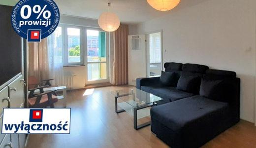 komfortowy salon w mieszkaniu do wynajęcia Wrocław Muchobór