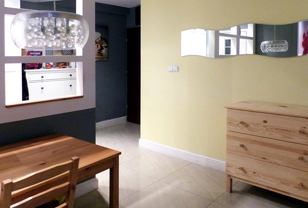na zdjęciu komfortowy pokój w mieszkaniu na sprzedaż Wrocław Psie Pole