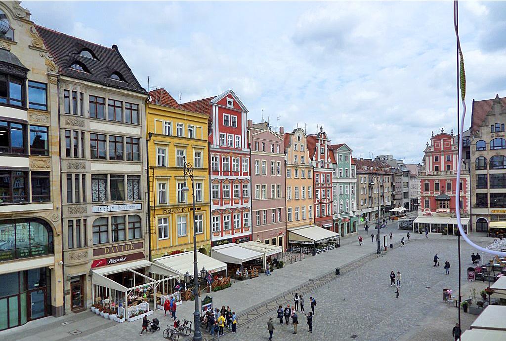 prestiżowa lokalizacja na Rynku mieszkania na wynajem Wrocław Stare Miasto